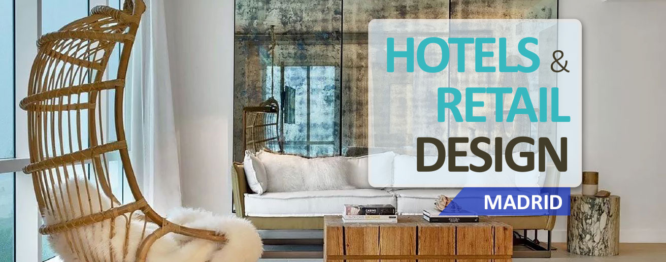 Hotels retail design madrid 01 febrero 2018 aneta for Hotel design madrid